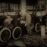 食肉加工と自動車製造 ~ 流れ作業と役割分担