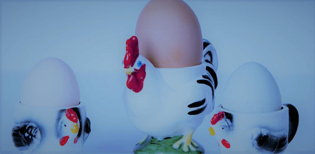 鶏が先か卵が先か