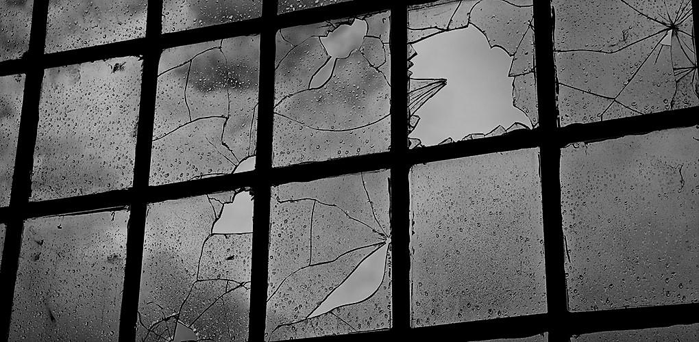 割れ窓理論 ~ 楽しみはそのあとに